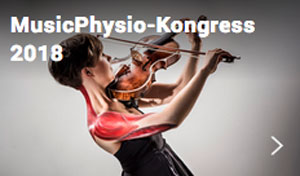 2. internationaler Kongress für Musikerphysiotherapie